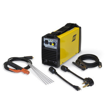 ESAB MiniArc 161LTS, 115/230V, 1ph, GTAW, w/case