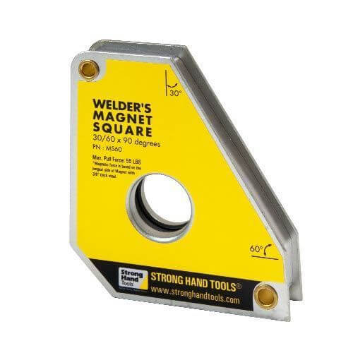 Strong Hand Standard Magnet Squares 60°, 90°