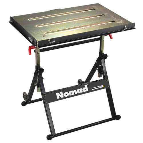 Strong Hand Nomad Welding Table