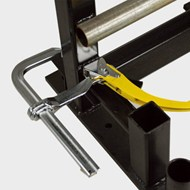 Strong Hand Ratchet Action Utility Clamps