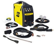 ESAB Fabricator 141i - 110 Volt Mig/Tig/Stick Machine