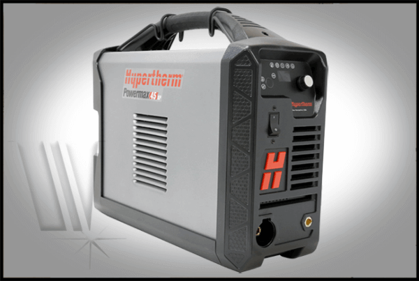 Hypertherm Powermax 45 XP Hand System w/ CPC 75 & 15 deg Torches - 20'