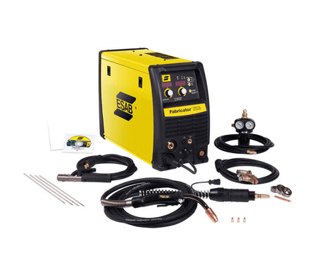 Thermal Arc W1004401 Fabricator 252i Mig/Tig/Stick Package 230volt