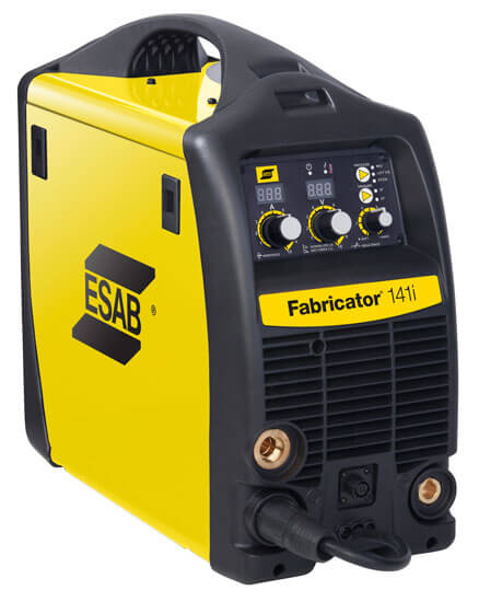 Fabricator 3-in-1 141i MP Integrated Welding Pkg