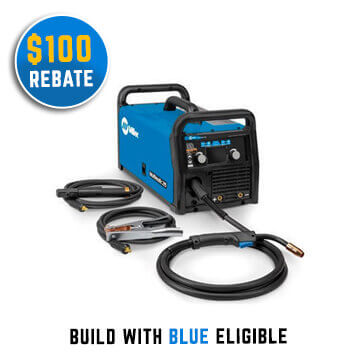 Multimatic 215 with TIG Kit Package
