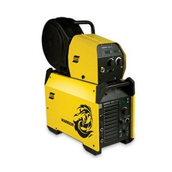 ESAB Warrior 500i with Warrior 304, 5.5 ft - Ready to Weld Package