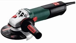 Metabo 1400 Watt Electronic Angle Grinder WE15-150 Quick- 6""