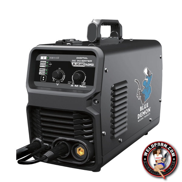 Blue Demon BlueArc 140MSI MIG/Stick Welder