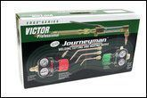 Victor Heavy Duty Journeyman Professional Outfit #0384-2035