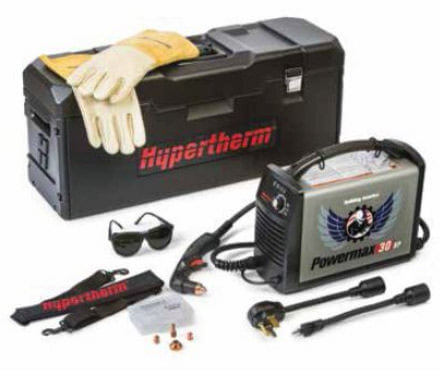 Hypertherm Powermax 30 Portable Plasma Cutting System
