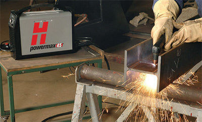 Hypertherm Powermax 45 Plasma Cutter