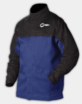 Miller 100%cotton Combo Welding Jacket