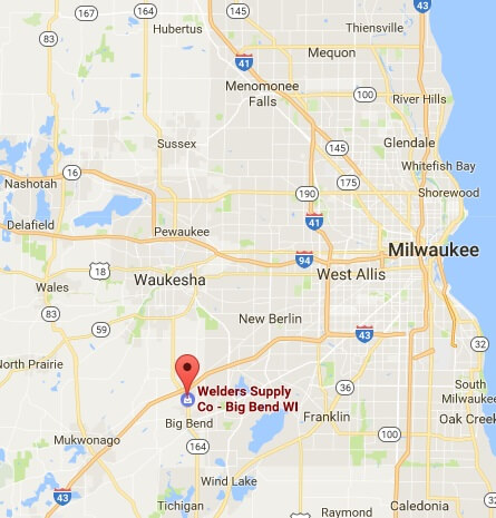 Milwaukee Gas Cylinder Tank Supply