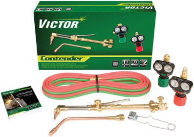 Victor Contender Gas/Oxy Acetylene Torch Outfit Kit for Sale Online
