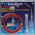 Victor LP-3 Turbo Torch Kit  #0386-0006