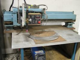 USED BANCROFT WELDA-LONG