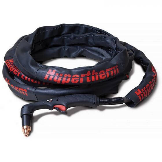 Hypertherm Leather Torch Lead Cover with Velcro Closure, 25 Ft Part #024877