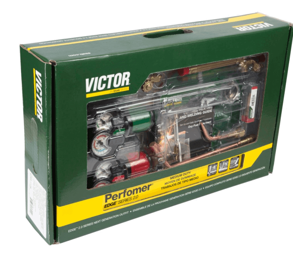 Victor Medium Duty Performer Outfit CGA 510 #0384-2125