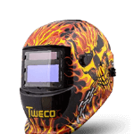 Tweco Auto-Darkening Helmet Graphic Design