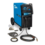 Millermatic 212 Auto-Set 220 Volt Wire Welder #907405