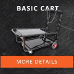 Cart for Victor Thermal Arc 186 AC/DC Package #W1006304