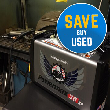 Hypertherm Powermax 30 XP Plasma Cutter USED  #088079 for Sale Online
