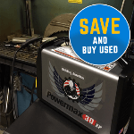 Hypertherm Powermax 30 XP Plasma Cutter USED In-Store Demo Model #088079 for Sale Online