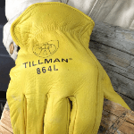 Tillman Top Grain Deerskin Drivers Gloves #864