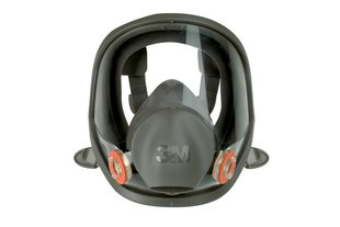 3M™ Reusable Full Face Mask Respirator, Small, Medium, or Large #70071617990, 70071618006, 70070709186 for Sale Online