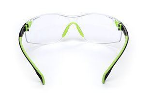 c628021028c ... 3M Solus Anti-Fog Safety Glasses 1000-Series (Green Black) Part ...