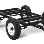 Miller 4 West Four-Wheel Steerable Off-Road Trailer #04280