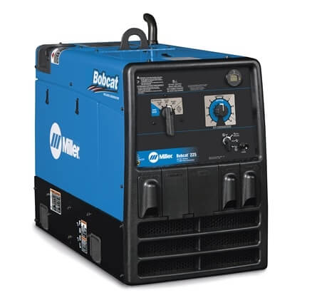 Multiprocess Stick Welder Generator