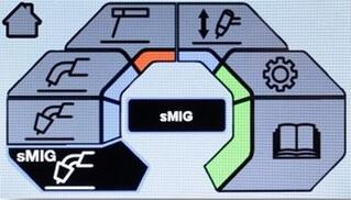 ESAB Rebel EMP 215ic Multi-Process MIG/TIG/Stick Package