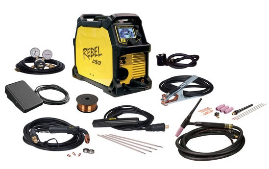 ESAB Rebel™ EMP 205ic AC/DC 0558102553