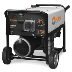 Hobart Champion 145 DC Welder #500563  4500 Watt AC Generator with Run Gear