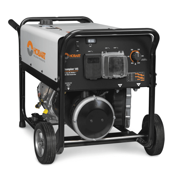 Champion® 145 DC Welder / 4500 Watt AC Generator #500563