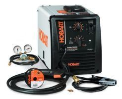 Hobart Handler 210MVP with Multi-Voltage Plug 230 Wire Feed Welder Part#500553