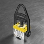 Magswitch MLAY 600 Lifting Magnet Part#8100089 Full swivel hook allows for lifting from the top or side