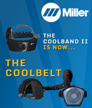 New Miller Coolbelt replacing the Miller Coolband II