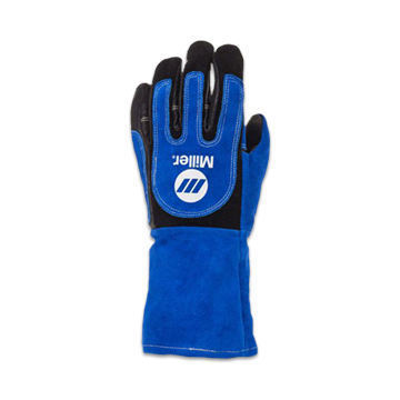 Miller Heavy Duty MIG/Stick Welding Gloves #263339 Large, #263340 X-Large
