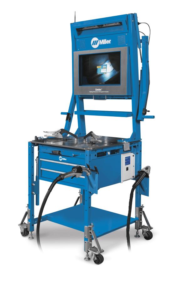 welding miller performance system management