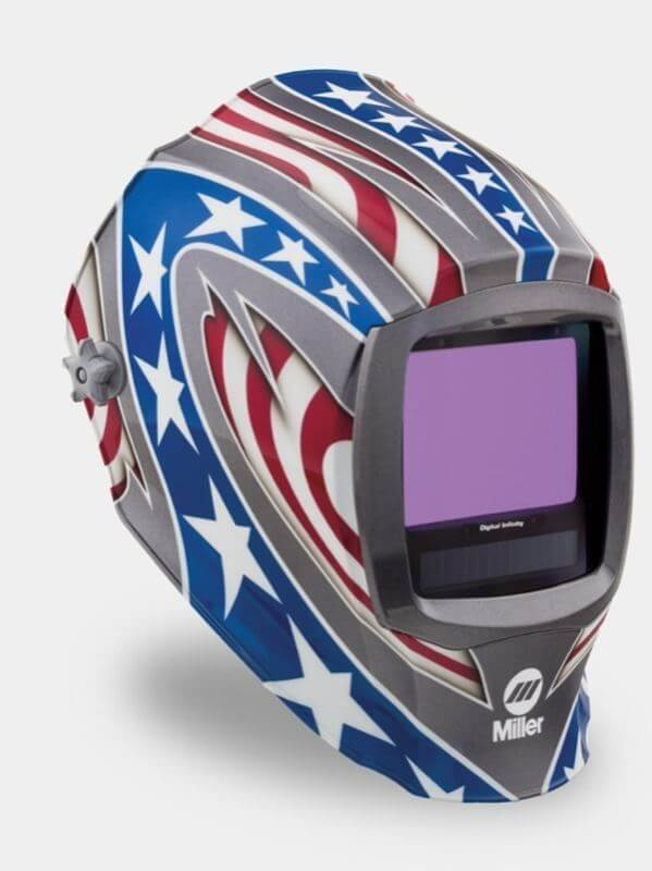 Miller helmets