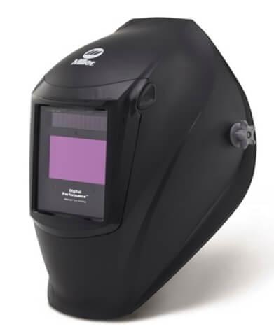 MILLER 256468 Replacement Lens Assembly,Digital Performance Series Helmet