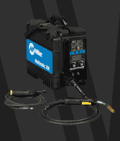 Miller MULTIMATIC 200 Welder #907518
