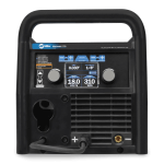Miller Multimatic 215 multiprocess welder 907693 Color LCD with Auto-Set™ Elite