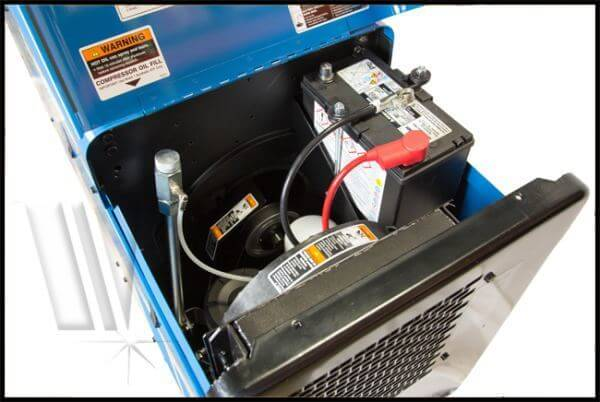 miller trailblazer 302 air pack engine driven welder generator air miller trailblazer 302 air pack 907549001