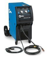 Millermatic 350P Pulsed Mig Welder 230/460Volt FREE SHIPPING! Part#907300