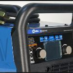 Miller Multimatic 215 907693 MIG/Stick Welder with intuitve color LCD user interface