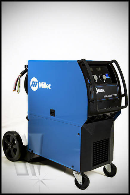 millermatic welding machine