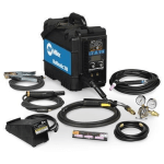 Multimatic™ 200 PKG W/WP17 TIG KIT Part# 951649 (Formerly 951586) with TIG Kit